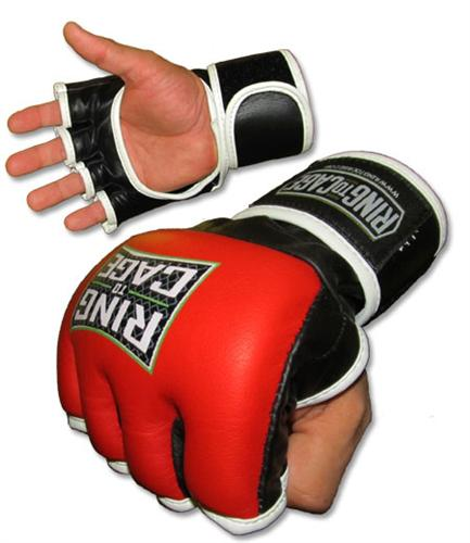 Ring To Cage Traditional MMA Fight Gloves